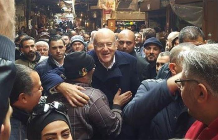 """إنتخابات طرابلس: ميقاتي يخوض المعركة بـ """"لائحة العزم"""""""