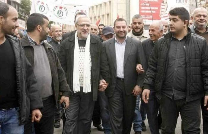 سعد وعازار يدًا بيد: نحن هنا وحسمنا خيارنا
