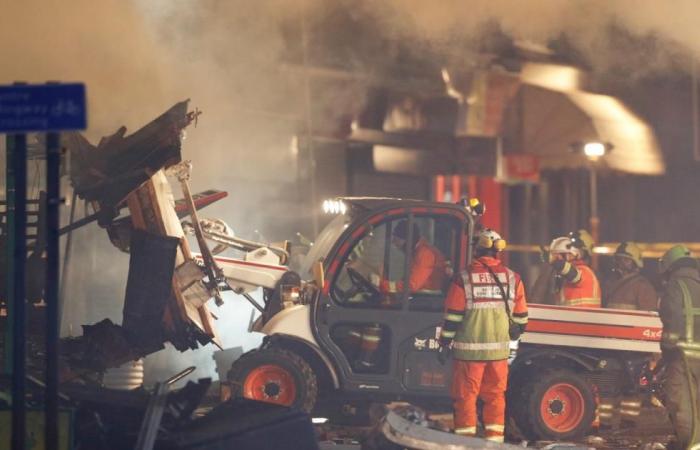 الشرطة البريطانية: لا علاقة لانفجار ليستر بالإرهاب