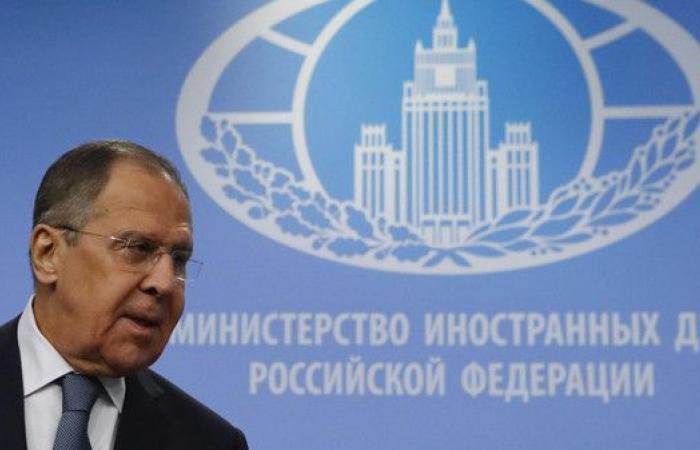 لافروف: وقف النار بسوريا لا يشمل المعركة ضد الإرهابيين