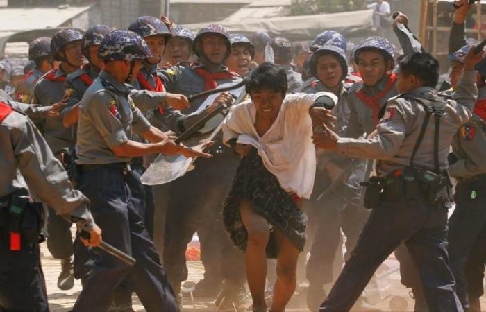 فوضى بوذية تلغي مؤتمرا مؤيدا لمسلمي ميانمار