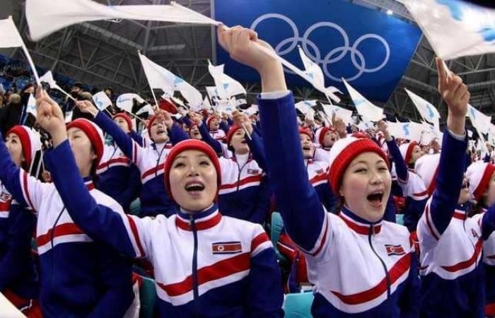 """""""مهام جنسية"""" لمشجّعات كوريا الشمالية في الأولمبياد الشتوي"""