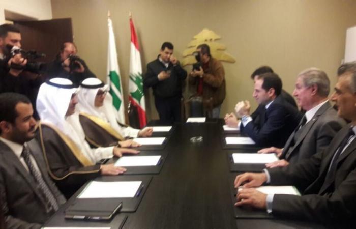 العلولا من الصيفي: كل شيء لصالح لبنان نعمل لأجله