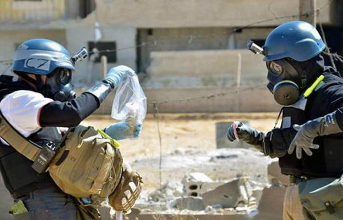 من ساعد نظام الأسد بصنع أسلحة كيميائية؟