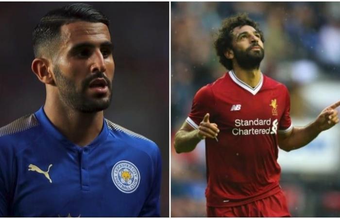 """تعرف إلى قائمة """"أشهر"""" اللاعبين العرب"""