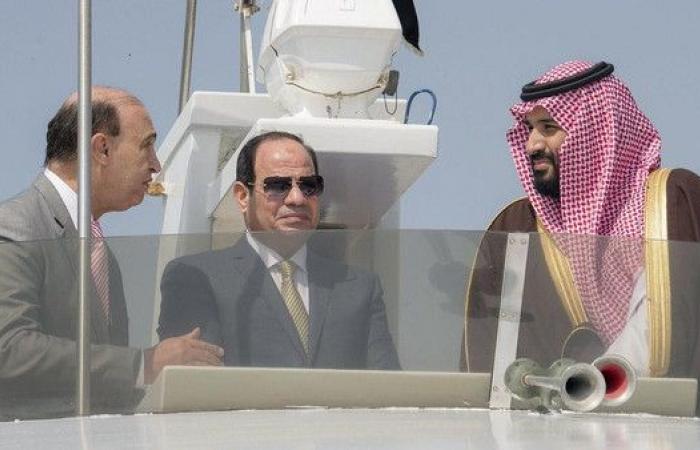"""مصر: قناة السويس و""""نيوم"""" سيصبحان قبلة تجارة العالم"""