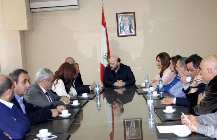 الرياشي: أرفض المقايضة.. وهذا ما يعرقل التعيين في تلفزيون لبنان