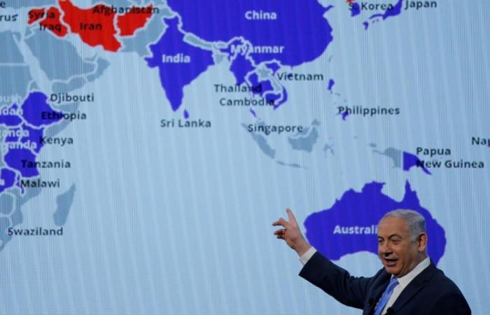 نتنياهو لأيباك: إيران تبني إمبراطورية عدائية