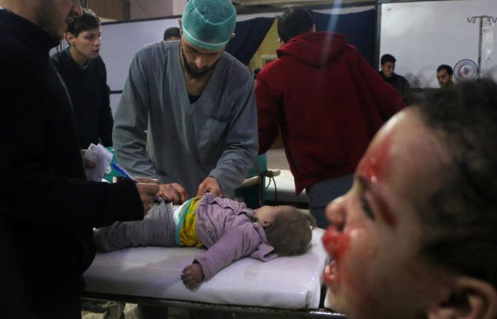 """""""أرض محروقة"""" في الغوطة.. دمار وثقته الأقمار ومعهد أممي"""