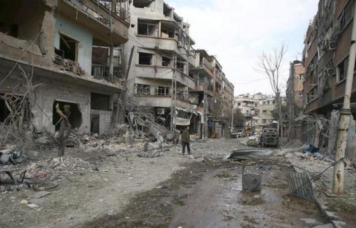 """مقاتلو الغوطة يكذّبون موسكو بشأن """"الخروج الآمن"""""""