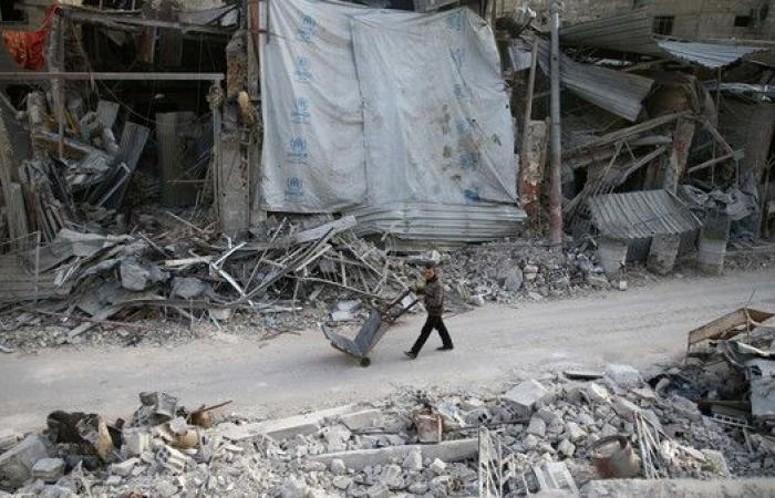 النظام يبدأ عملية عسكرية للسيطرة على مسرابا في الغوطة