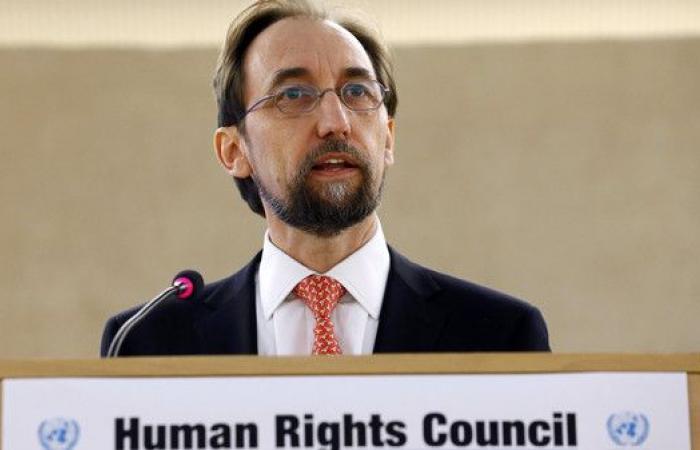 مفوض حقوق الإنسان يشكك في الأساس الأخلاقي لحملة الغوطة
