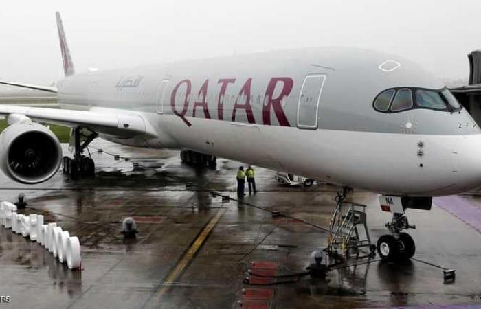 """الخطوط الجوية القطرية تعترف بـ""""خسائر كبيرة جدًا"""""""