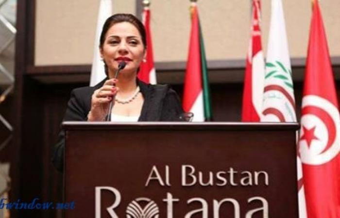"""رئيسة"""" مجلس المرأة العربية"""" لينا الدغلاوي مكرزل وجهت كلمة للمرأة في عيدها العالمي """" يداً بيد سنصل الى قمة المجد"""""""