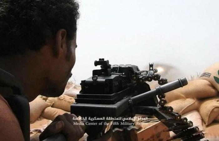 الجيش اليمني يتصدى لمحاولة تسلل حوثية في ميدي