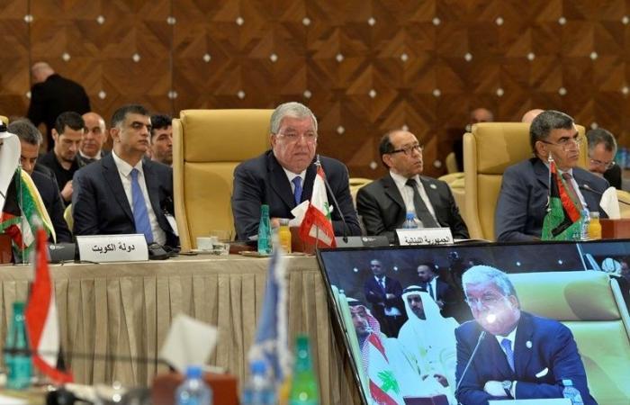 المشنوق: لبنان مسؤولية عربية وتسليمه يعني تسليم العرب