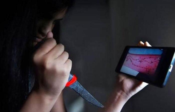 """بالتفاصيل… انتحار المراهقين بسبب لعبة """"الحوت الأزرق"""""""