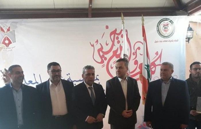 بزي: رسالة المنطقة الحدودية في الانتخابات مضاعفة ودويها أكثر تأثيراً