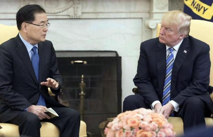 ترحيب واسع باللقاء المرتقب بين ترمب وكيم جونغ