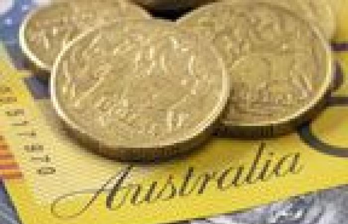 الدولار الأسترالي ينخفض لليوم الثالث على التوالي مع تعافي الدولار الأمريكي