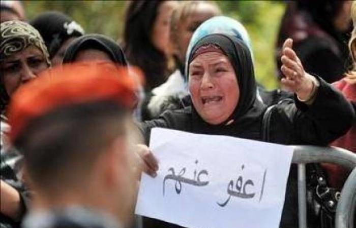 أهالي الموقوفين الإسلاميين دعوا للمشاركة باعتصامات اليوم
