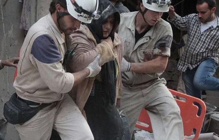 """""""الخوذ البيضاء"""" تعلن مقتل إحدى مسعفاتها في سوريا"""