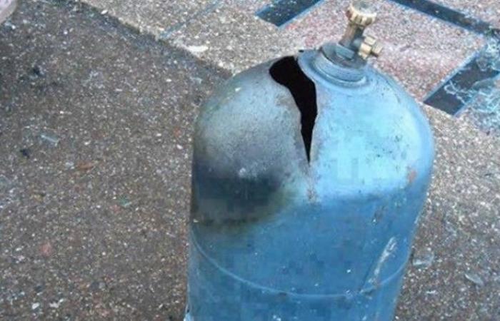 انفجرت قارورة غاز في محله.. وهذا ما حلّ به