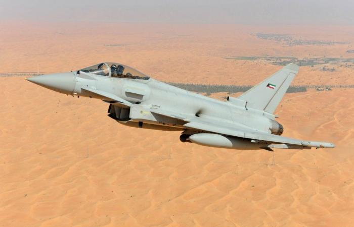 """السعودية 48 - قطر 24.. مبيعات مقاتلات """"تايفون"""" تنتعش"""