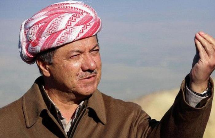 بارزاني: بغداد خرقت اتفاقية الحكم الذاتي