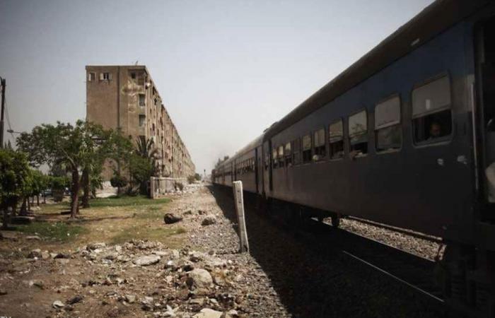 خط سكك حديدية يربط البحرين الأحمر والمتوسط في مصر