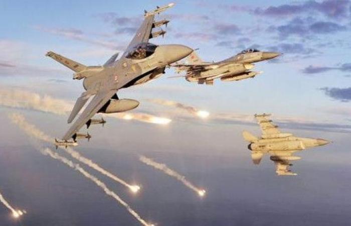 """تركيا تدمر 18 هدفاً لـ""""العمال الكردستاني"""" شمال العراق"""