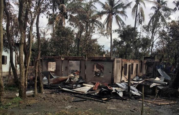إعادة الإعمار بميانمار.. ثكنات على أنقاض المساجد