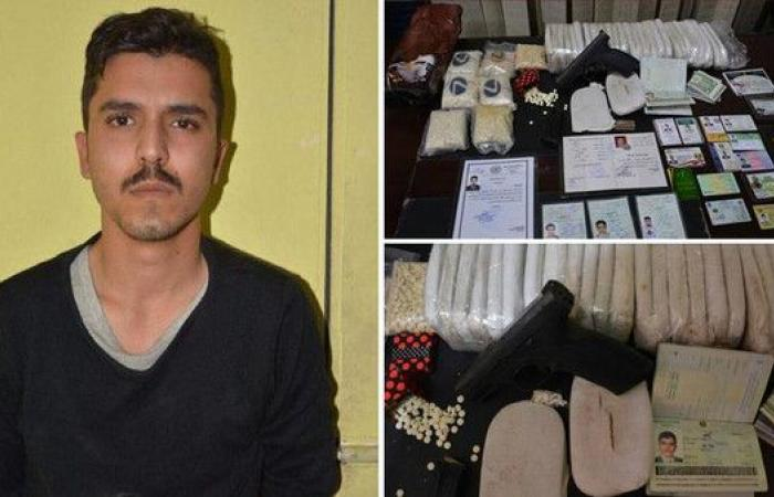 العراق.. المؤبد لنجل محافظ النجف في قضية تجارة المخدرات