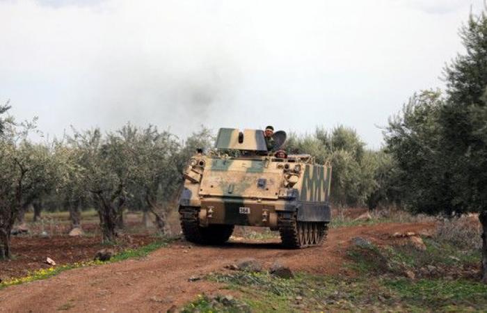 تركيا.. تعزيزات عسكرية جديدة إلى عفرين السورية