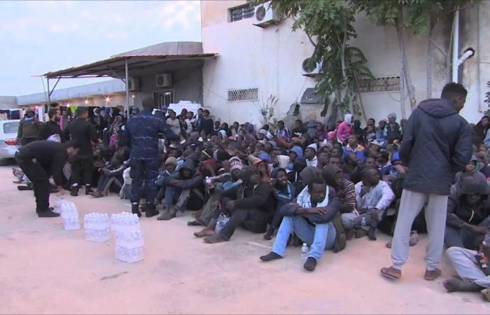 أوروبا تعيد 16 ألف مهاجر من مخيمات ليبيا لبلادهم