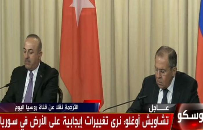 """أوغلو: سنحارب مع روسيا تنظيم """"النصرة"""" بسوريا"""