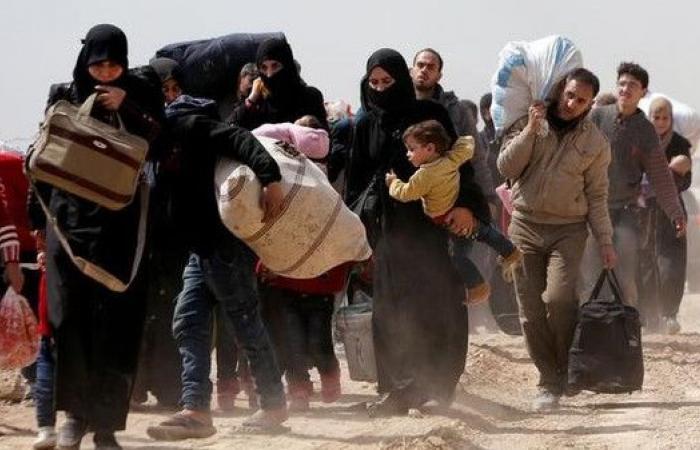 روسيا: 20 ألفا غادروا الغوطة الشرقية في سوريا اليوم