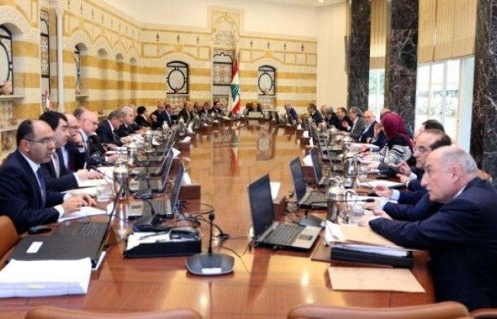 مجلس الوزراء يقرّ مشروع البرنامج الإستثماري الوطني للبنى التحتية