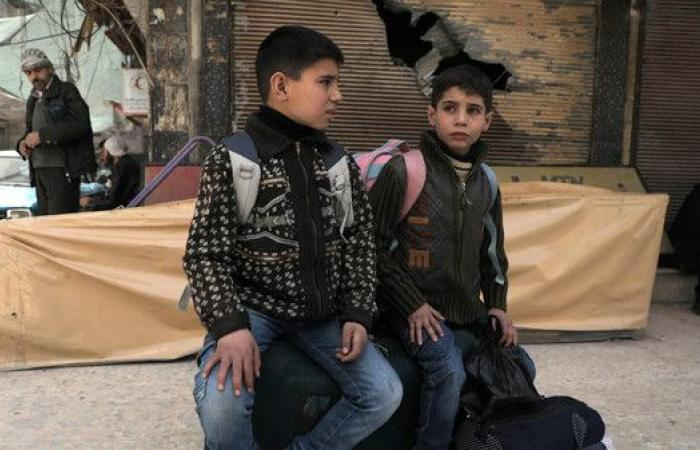 الأمم المتحدة: 70% ممن فروا من الغوطة نساء وأطفال