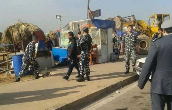 قطع طريق في الميناء طرابلس.. ماذا حصل؟