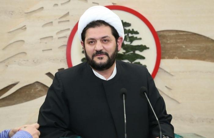 الأمن العام يوقف المرشح عن بعلبك - الهرمل عباس الجوهري!