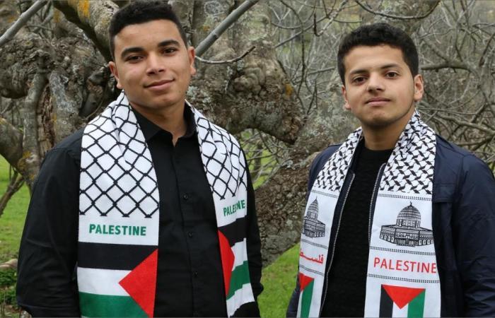 """""""راجع للحارة"""".. أغنية مغربية لدعم فلسطين"""