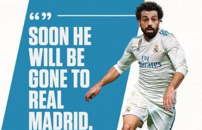نجم انكليزي يؤكّد: صلاح إلى ريال مدريد