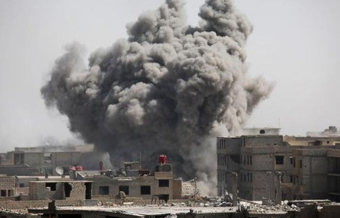 الغوطة تحت النار.. 19 قتيلاً في غارات جديدة