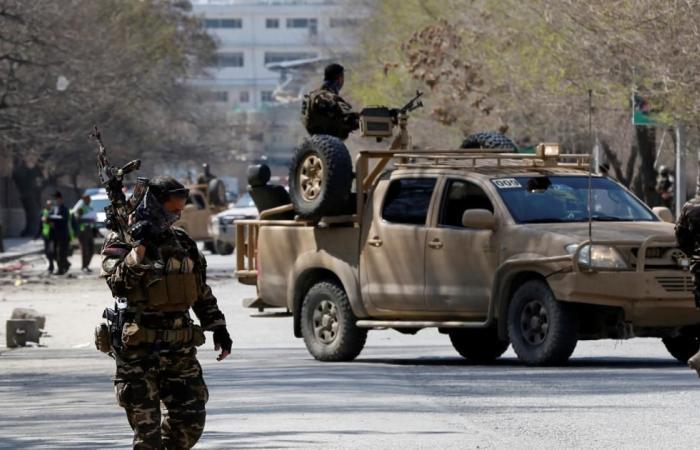 بهجمات مضادة.. سقوط عشرات المسلحين بأفغانستان