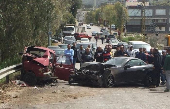 مأساة صباحية.. قتيل بحادث سير مروّع في البترون