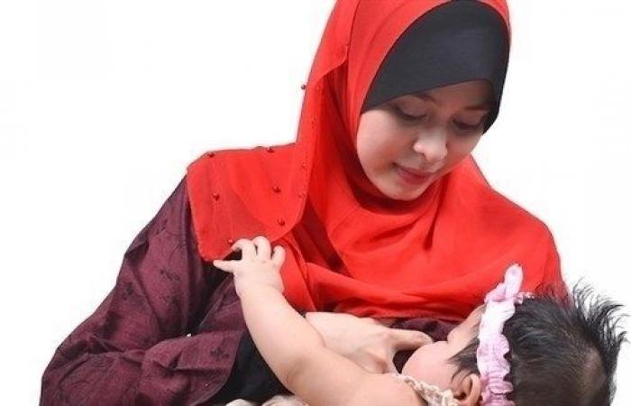 الرضاعة الطبيعية أفضل حماية للطفل من البدانة