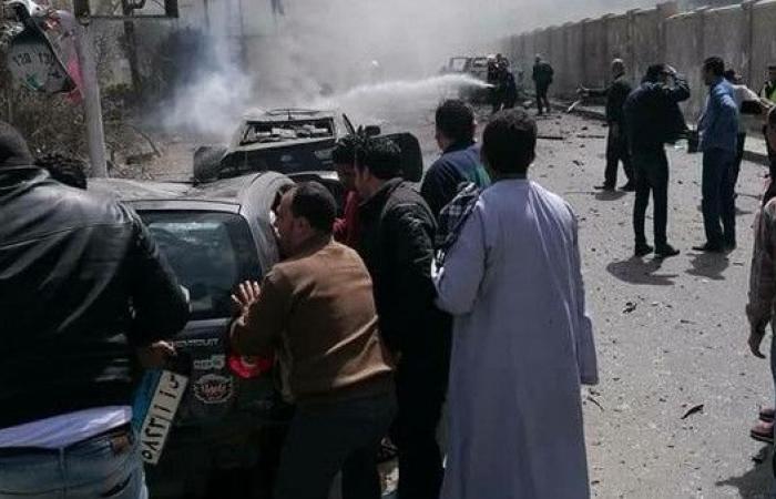 كاميرات كشفتهم.. تحديد هوية منفذي حادث الإسكندرية