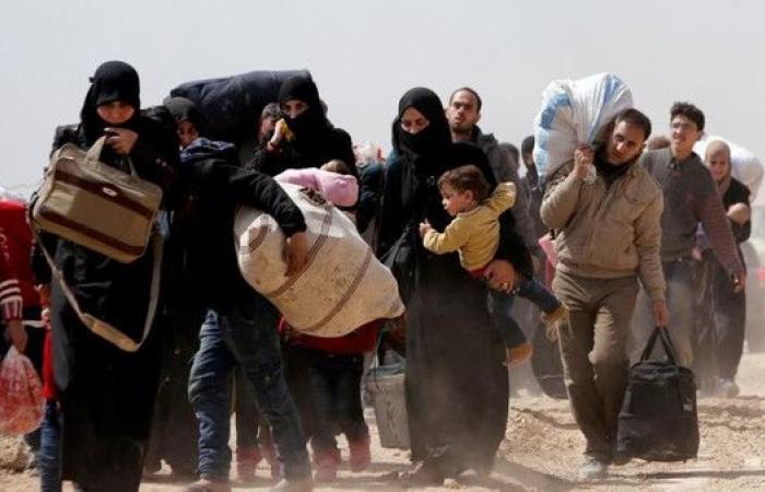 موسكو: 105 آلاف مدني غادروا الغوطة الشرقية