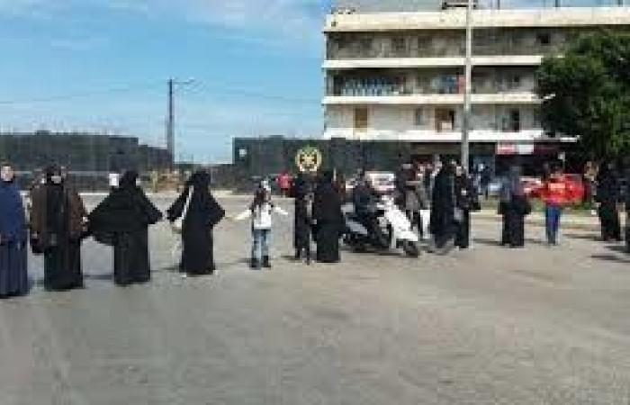 اعتصام في صيدا لأهالي المحكومين في ملف احداث عبرا